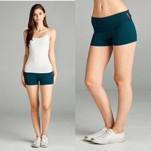 active usa Shorts - ⭐️3/$25 S,M,L Roll Over Waist Yoga Style Short